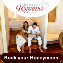 Book your honeymoon - Invest In Love