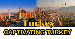 CAPTIVATING TURKEY